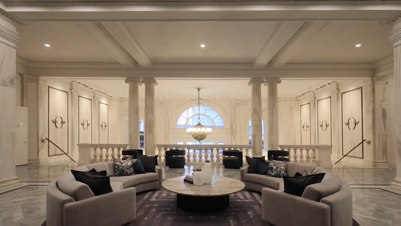 Luxury Condo Interior Design Tour vs. Spectacular Reimagined Residence at 108 Leonard