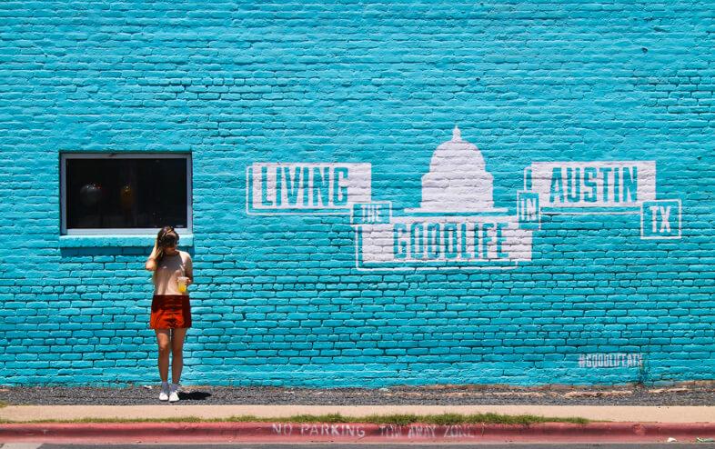 East Austin street art