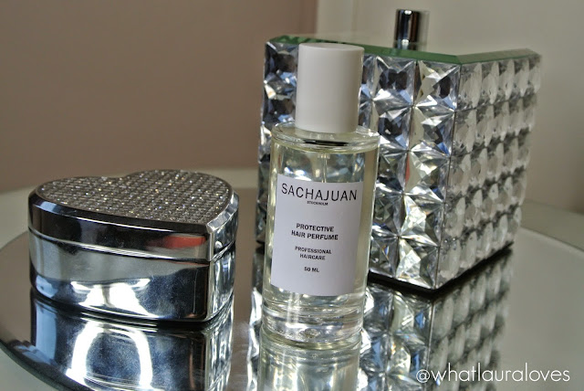 Sachajuan Protective Hair Perfume Review
