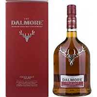 The Dalmore Cigar Malt Reserva - Whisky de Malta Escocés - 1000 ml