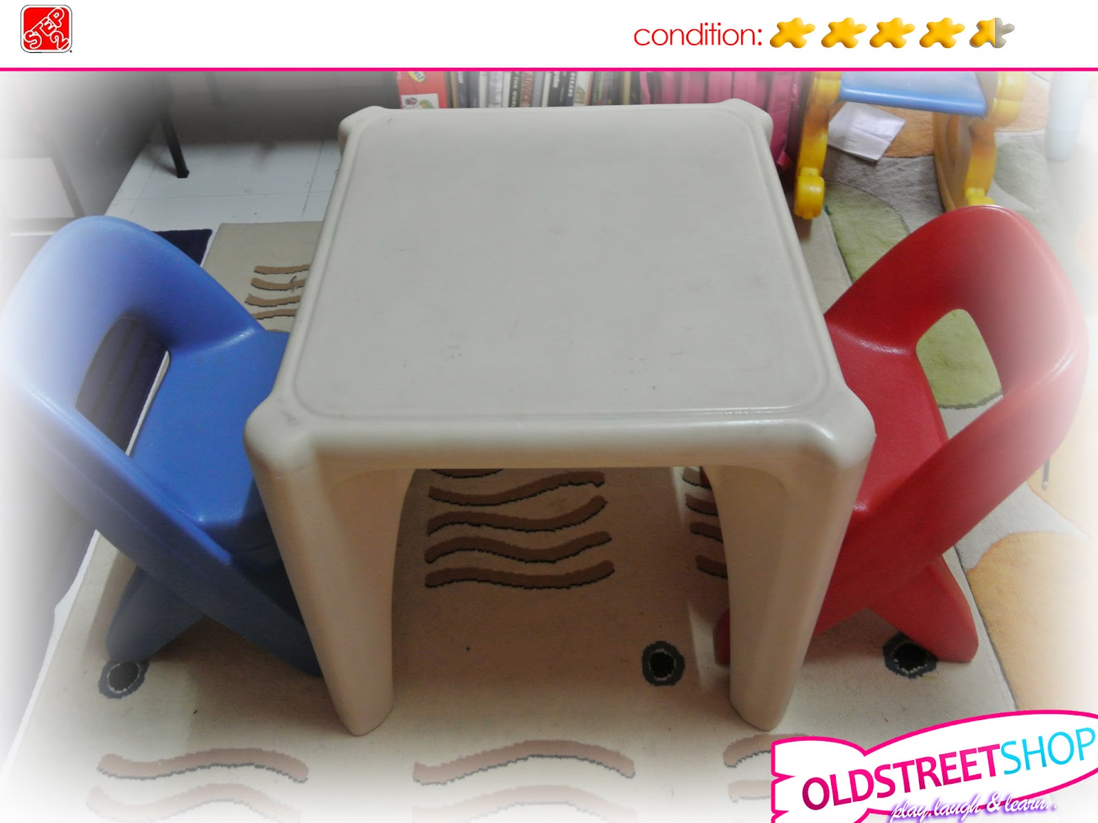 Step 2 Chair Cheap Video Game Chairs Oldstreetshop Desk And
