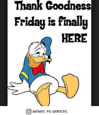 Goodness Friday is Here