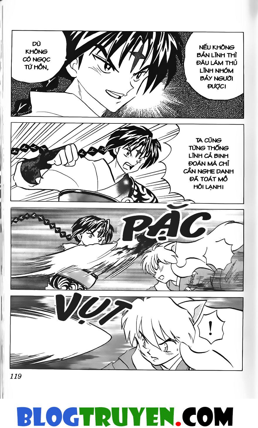 Inuyasha vol 28.7 trang 6