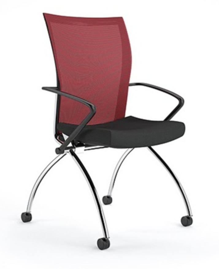 Mayline Valore Nesting Chair