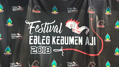 Gelegar Budaya dan Festival Ebleg Kebumen Sungguh Mantap