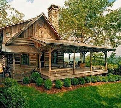 Semakin berkembangnya jaman dan teknologi 45 Desain Rumah Bambu Sederhana Semi Modern