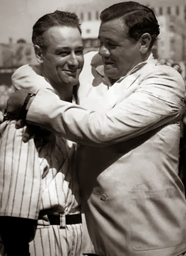 Gehrig and Ruth