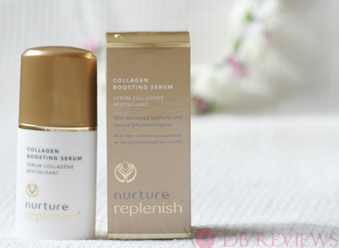 Nurture Replenish Collagen Boosting Serum