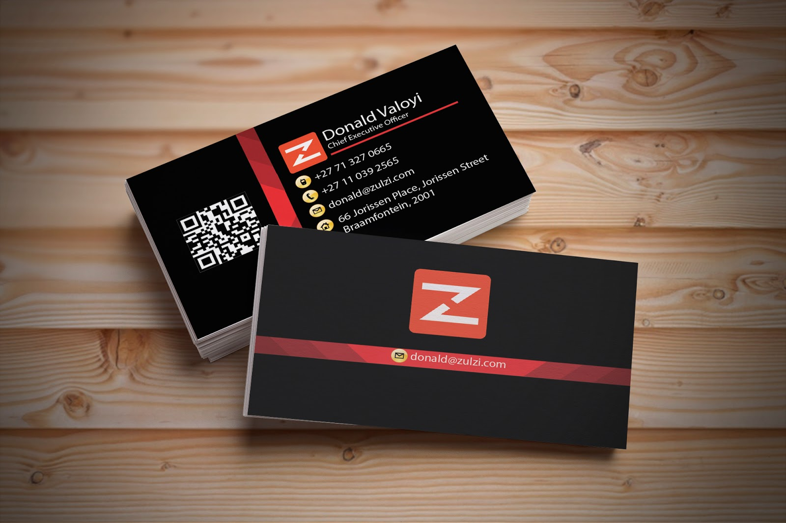 Fiverr gig video for Business card - M. K Graphics