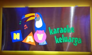 Wisata Keluarga NAV Karaoke Bandung