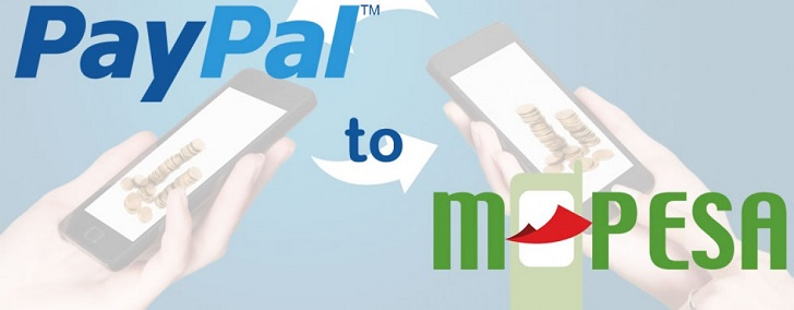 PayPal Withdrawals Directly into M-Pesa