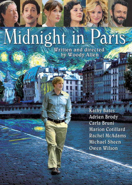 Menikmati Keindahan Film 'Midnight in Paris'