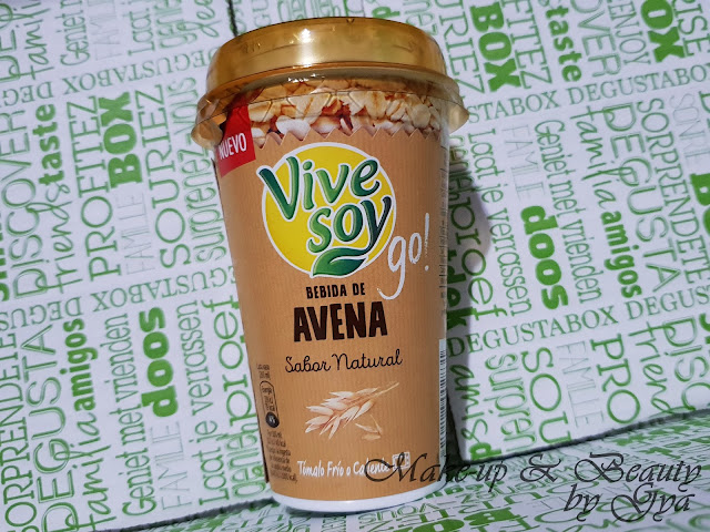 Vivesoy Go! Avena Degustabox Abril ´18 - Especial Aniversario