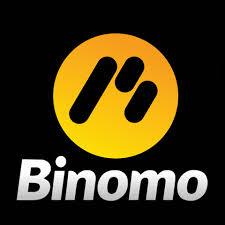 Binomo Logo, Simge, Vektör, Vektörel