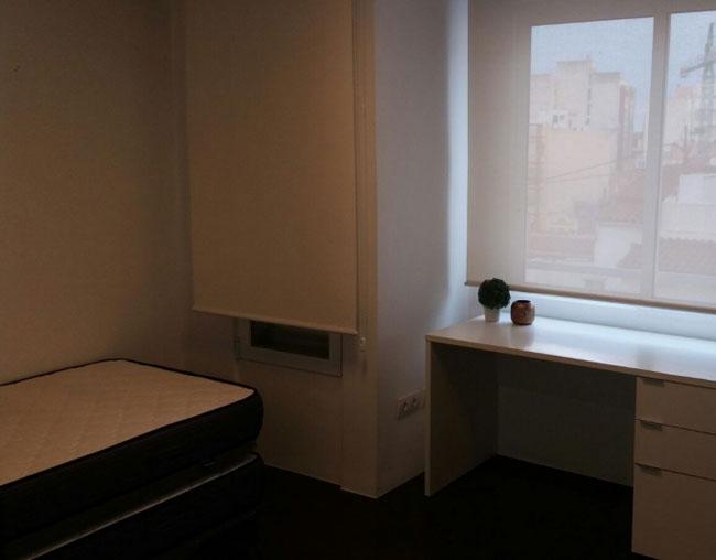 piso en venta plaza de la independencia castellon dormitorio