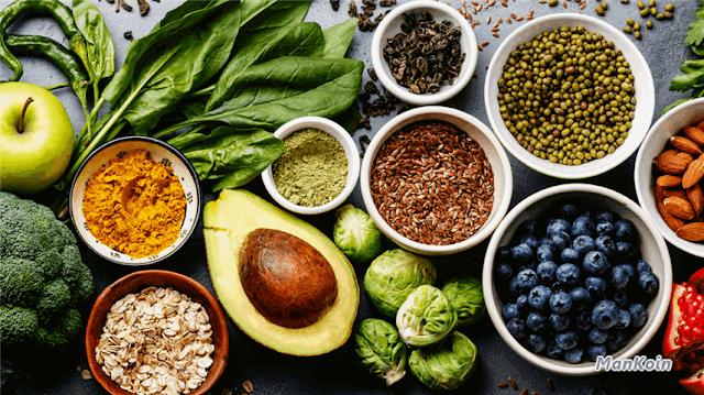 Makanan membantu mengecilkan dan meratakan perut