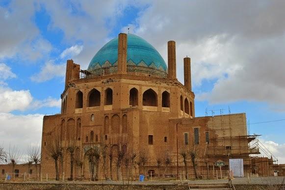 5 Destinasi Wisata Terbaik di Negara Iran -