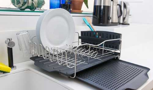 Top 5 Best Largest Stainless Steel Dish Racks Reviews