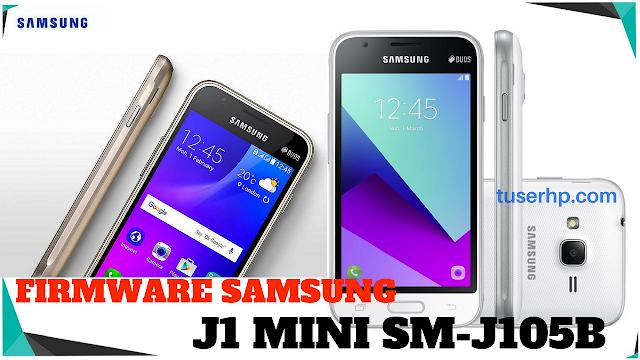 FIRMWARE SAMSUNG J1 MINI SM-J105B