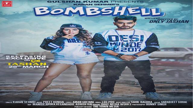 Bombshell Lyrics - Karan Sehmbi, Preet Hundal | Punjabi Song