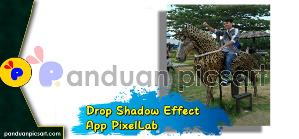 Cara Membuat Efek Foto Drop Shadow di Android
