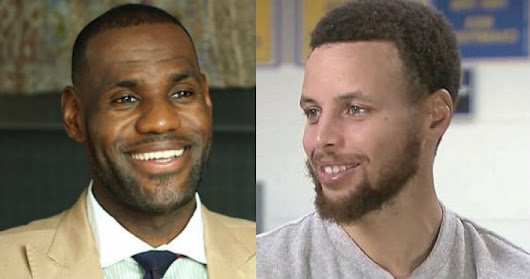 LeBron James And Stephen Curry Named All-Star Game Captains