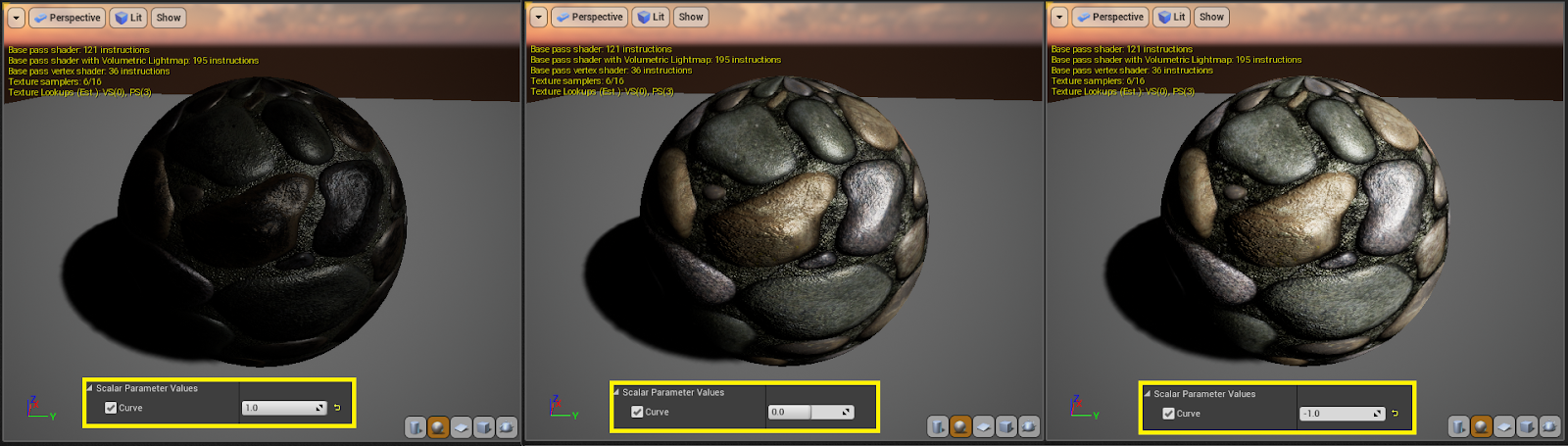 Game Engine Bread: Occlusion Test Actor