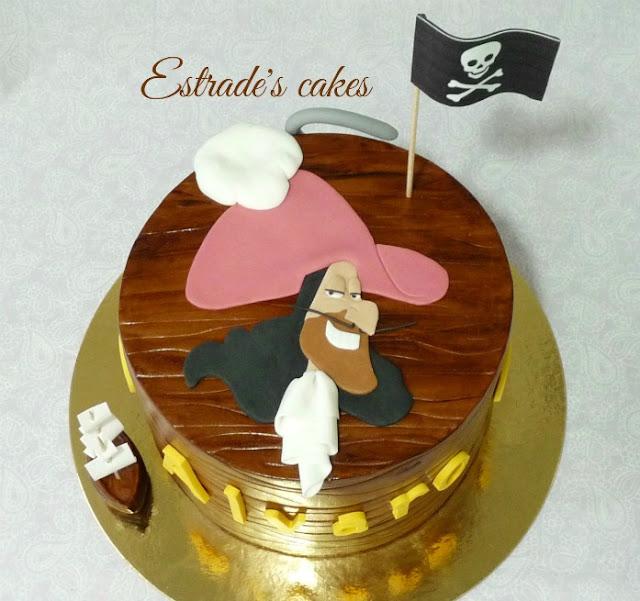 tarta del capitán garfio 3