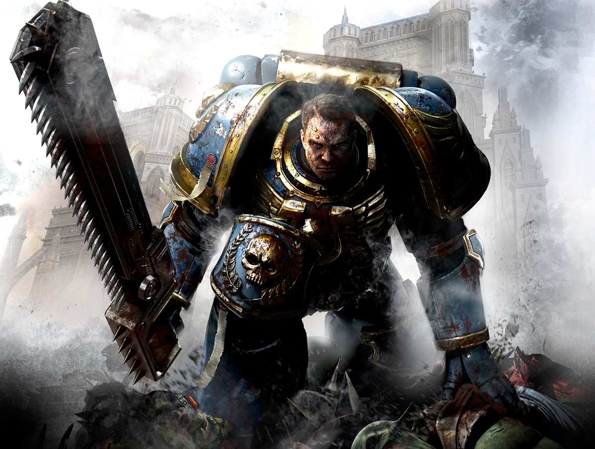 Channel Zero: Kill Team Campaign Part 4 Space Marine Characters