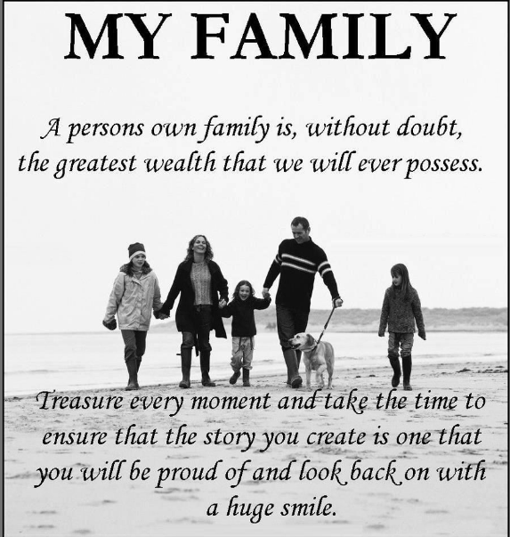 Latest Quotes About Family Love