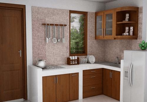 Contoh Desain Dapur Minimalis Type