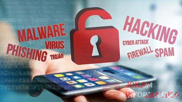 Inilah Berbagai Jajaran Merk Handphone Yang Mudah Untuk Disusupi Malware, Apakah Smartphonemu Termasuk ? - JOKAM INFORMATIKA