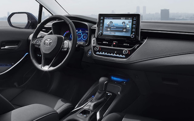 Toyota Corolla 2020 - interior