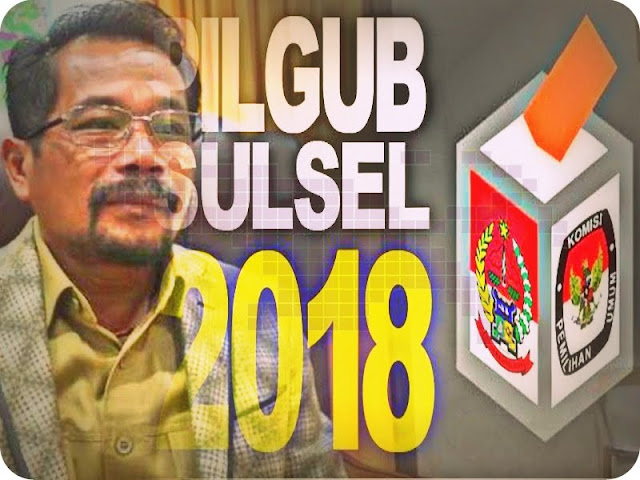 Djuli Mambaya Bantah Deklarasi Diri jadi Calon Gubernur Sulawesi Selatan 2018