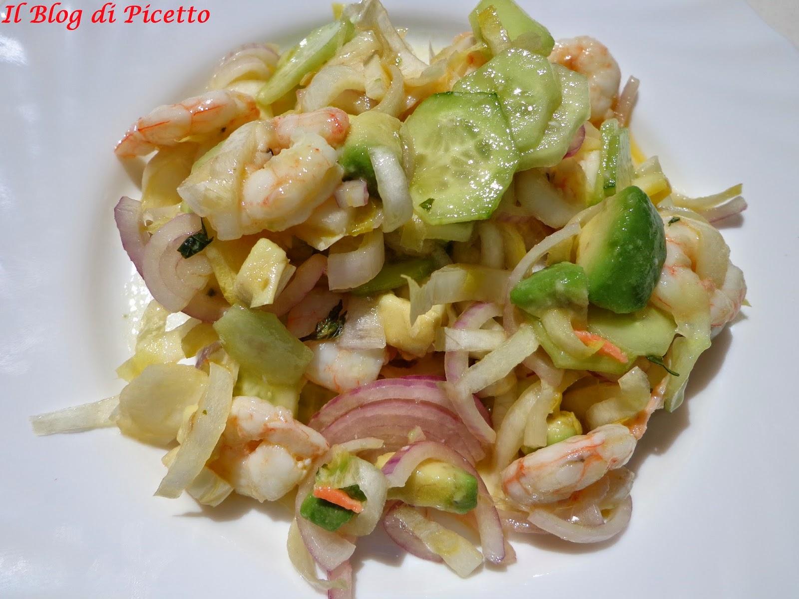 Frittata con insalata belga cotto e postato for Cucinare cetrioli
