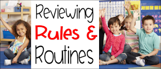 classroom routines review