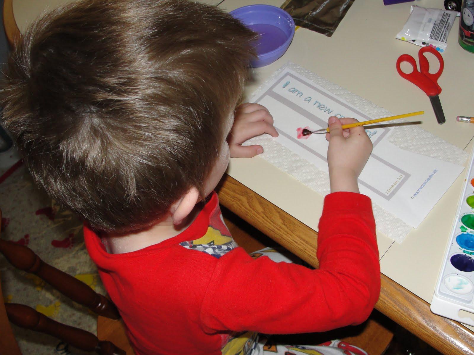 Never A Dull Moment Preschool Tot School April 1 15