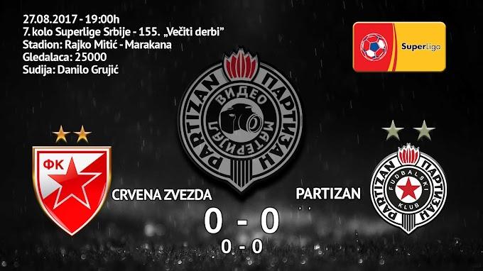 Partizan bez ideje, sudija 12. Zvezdin igrač!