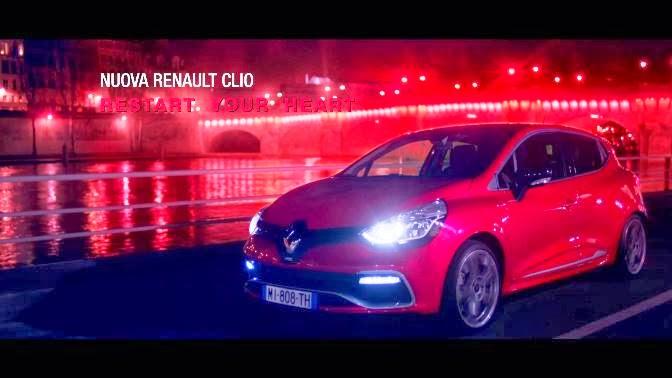 Canzone pubblicità Renault Clio restart your heart Ottobre 2013 – Come si chiama canzone colonna sonora Renault Clio restart Ottobre 2013