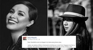 "2rANvBp Lea Salonga convinces to support Martial Law after reading a post from her friend: ""I would take her word, because that's where she from"""
