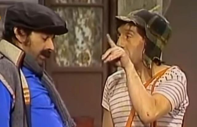 Ricardo e Roberto se conhecia antes do seriado Chaves