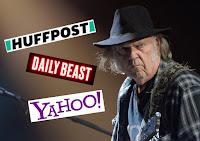 Neil Young - Yahoo, Daily Beast, Yahoo