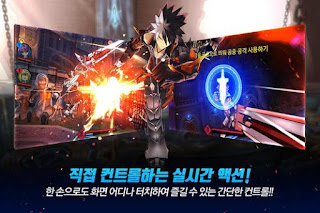 Elsword Shadow of Luna CBT APK