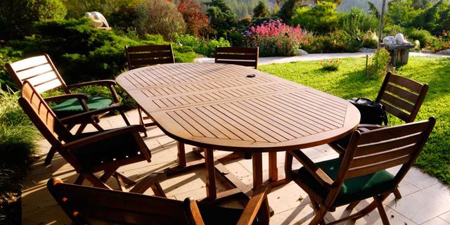 Cómo Cuidar Muebles de Jardín y Terraza? - El Blog de Don Mendo