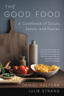 Review of The Good Food by Daniel Halpern and Julie Strand