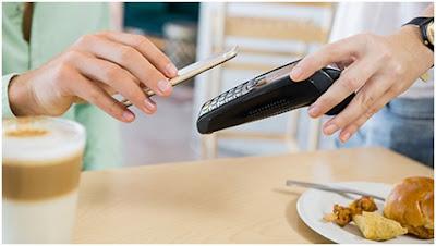 Banca móvil pagar con el teléfono móvil