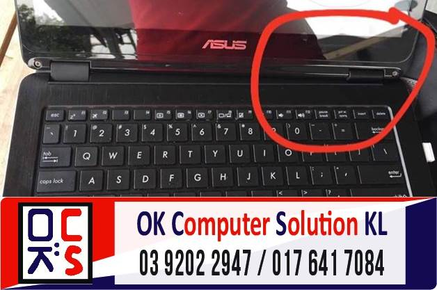 [SOLVED] SERVICE & REPAIR HINGE LAPTOP ASUS | REPAIR LAPTOP CHERAS 3