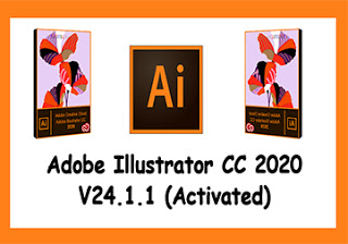 Adobe Illustrator CC 2020 64bit ( Activated ) - [ MsTrick Spot ]