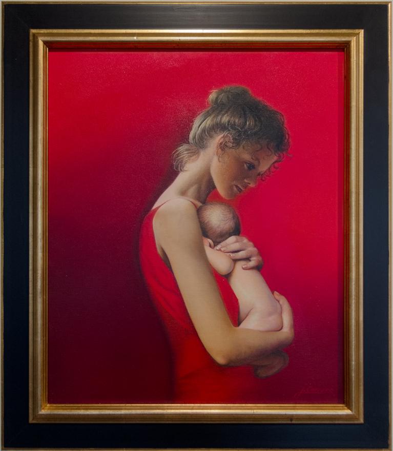 Maternidad, JCarrero