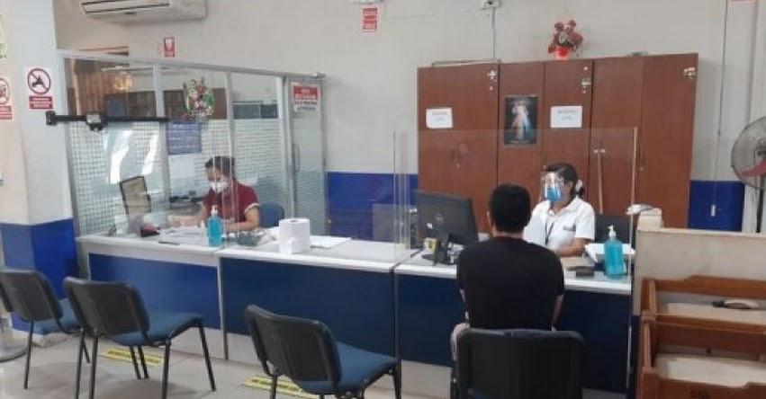 TRÁMITES RENIEC: Inician atención en la oficina registral de Pucallpa para usuarios que previamente solicitaron cita a través de la página web - www.reniec.gob.pe